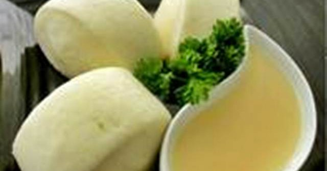 Steam Mantou dan Fried Mantou