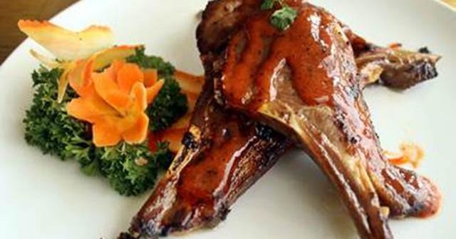 Lamb Chop ala Chef masih menjadi menu favorit