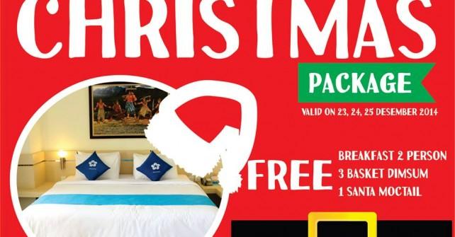 Menyambut Natal Hotel Brothers Tawarkan Christmas Package