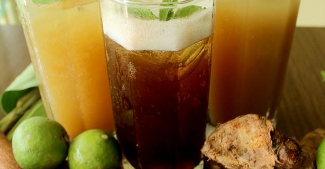 Traditional Drinks Penghangat Suasana