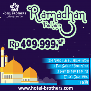 Ramadhan Room Package