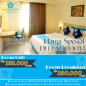 Special Rate Deluxe Room