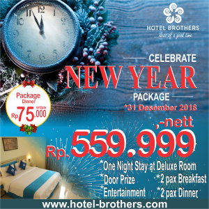 CELEBRATE NEW YEAR PACKAGE
